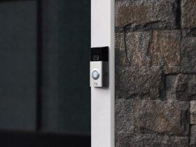 beste deurbel met camera techform.nl