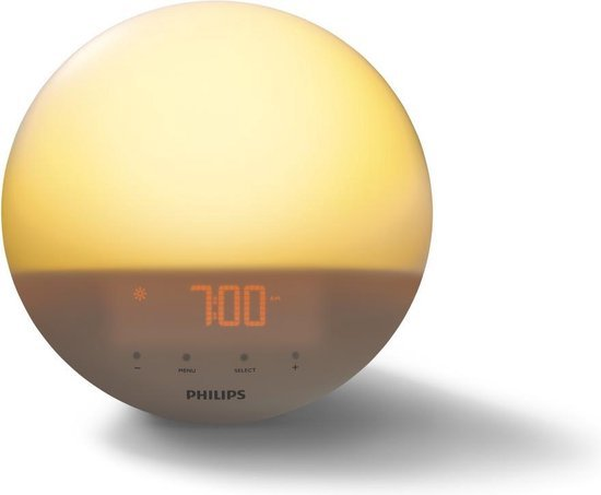 Philips wake-up lights